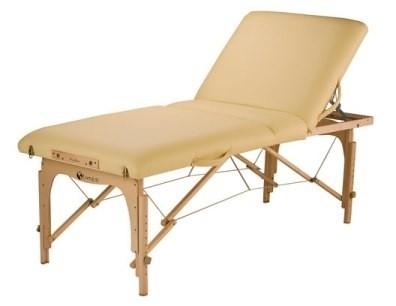 Earthlite Massagetisch-Paket Avalon XD klappbar mit Rückenlehne