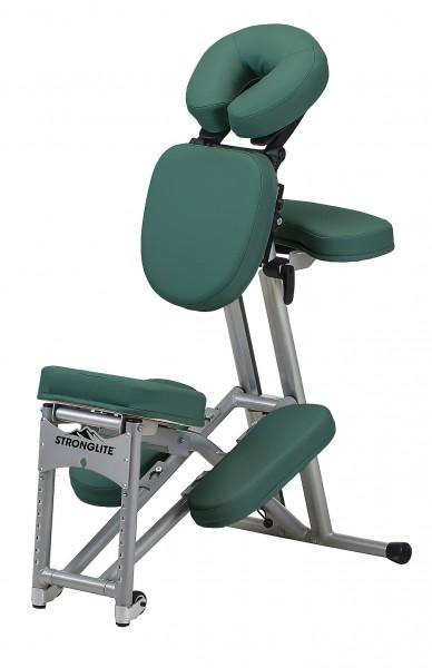 Stronglite Ergo Pro Massagestuhl Blaugrün