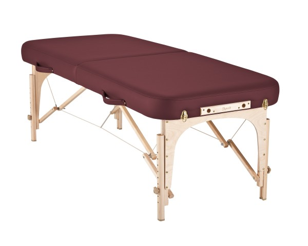 Earthlite Massageliege New Spirit beidseitig Reiki-Endplatte