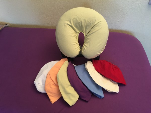 Baumwoll-Jersey Kopfstützenbezug