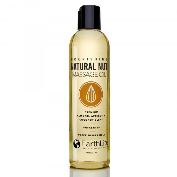 Earthlite Massageöl Natural Nut